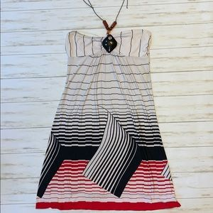 Do & Be Strapless Dress Size M